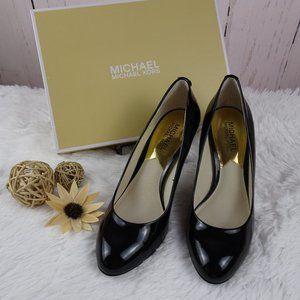 Michael KORS FLEX Black Patent 🔥Pumps Size 7